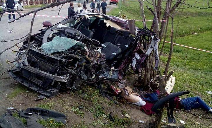 Четверо людей загинули ваварії наПрикарпатті