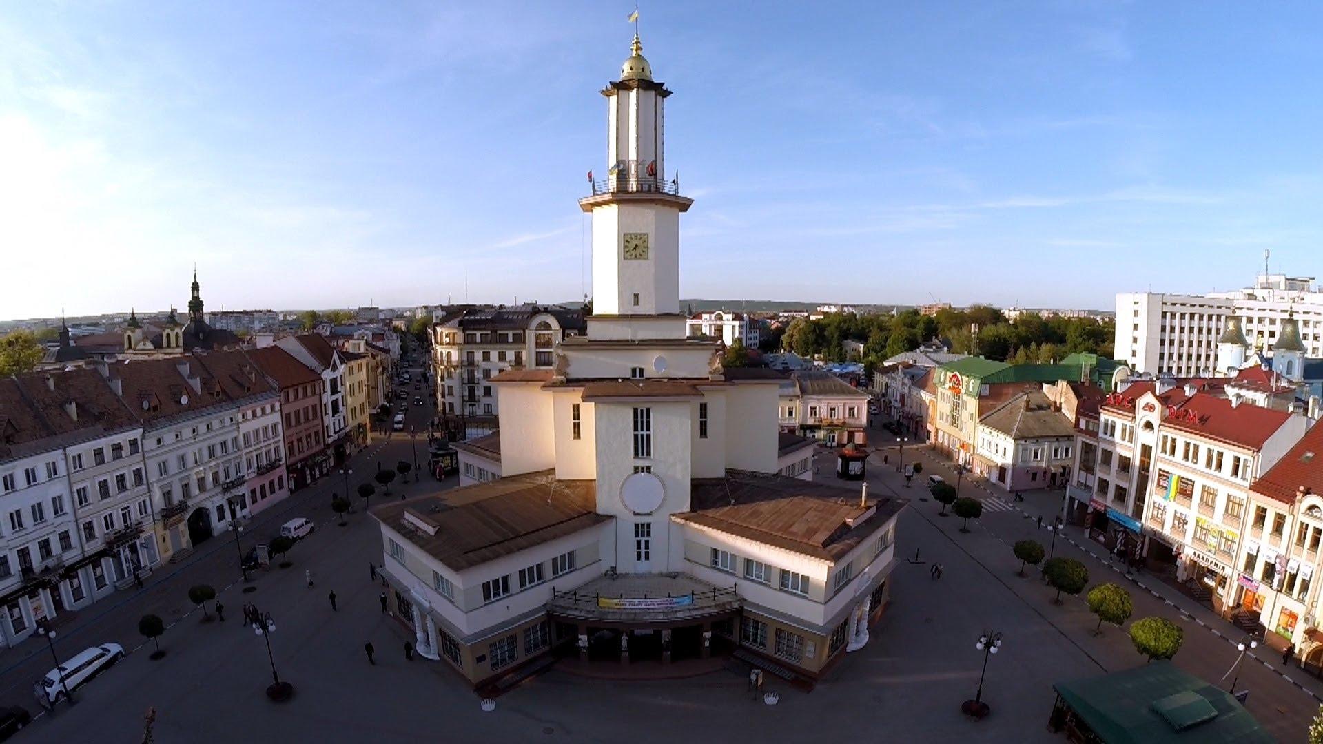 Івано-Франківськ готується до відзначення Дня міста (відео)