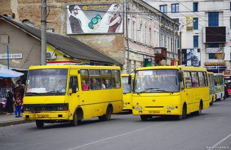 У Франківську оголосили конкурс на два автобусні маршрути