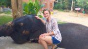 Франківська актриса розповіла про свою подорож до Шрі-Ланки. ФОТО