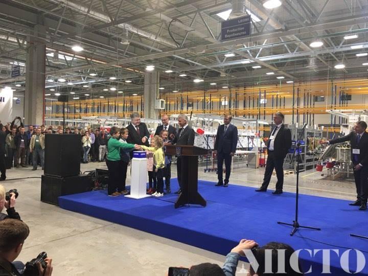 Німецький холдинг будуватиме завод у Бурштині