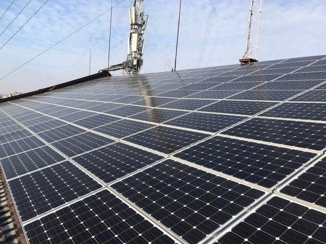 На території маслозаводу в Херсонській області побудують сонячну електростанцію