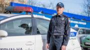 Новий начальник франківських патрульних Олег Костенко: Поліцейський – окрема професія, якою треба хворіти. ІНТЕРВ`Ю