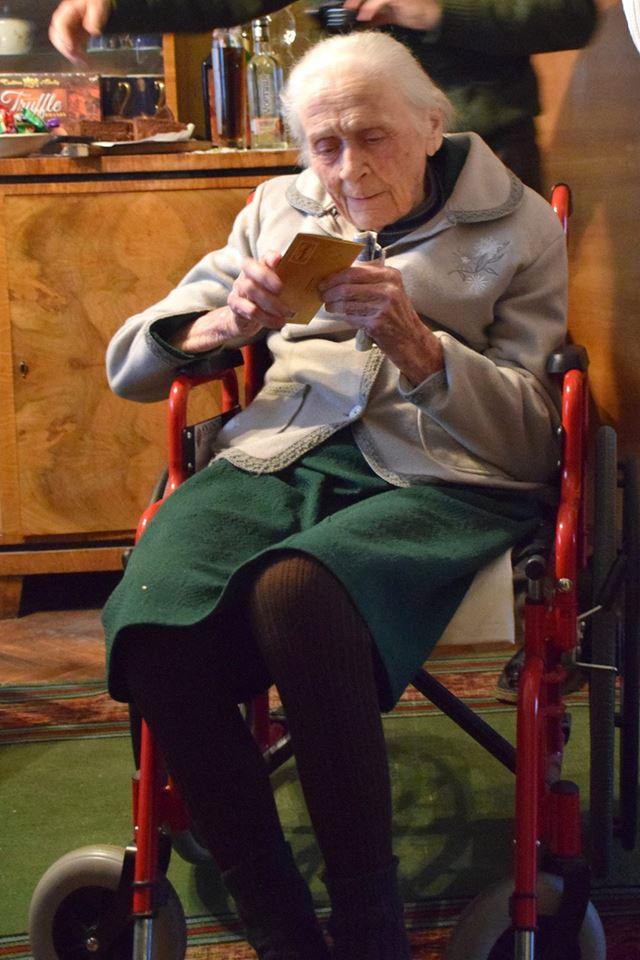 Померла найстаріша мешканка Івано-Франківська, їй було 103 роки (фото)