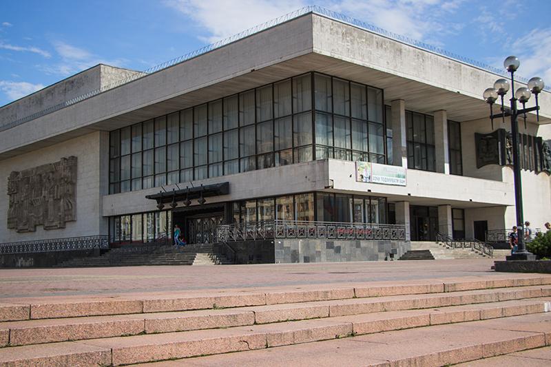 Івано-Франківський драмтеатр готується до нового сезону (відеосюжет)