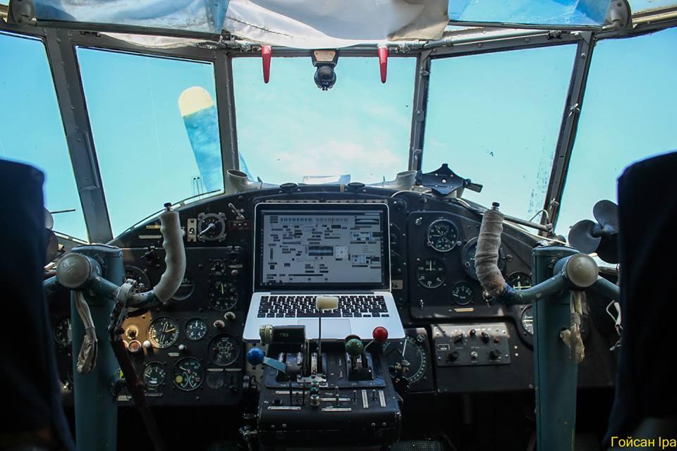 Саундчеки, перевірка звуку: як готується до Porto Franko хедлайнер фестивалю — літак Ан-2 (фоторепортаж)