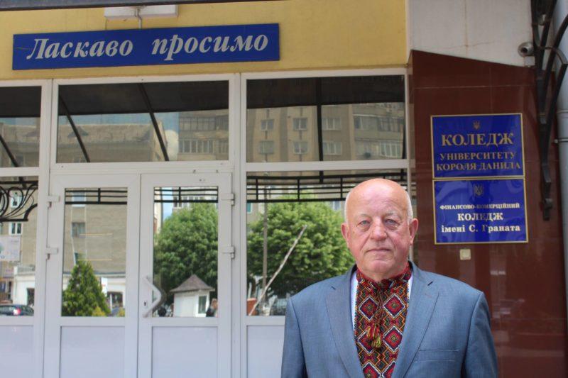 Франківський професор поділився думками про створення фармацевтичного підприємства