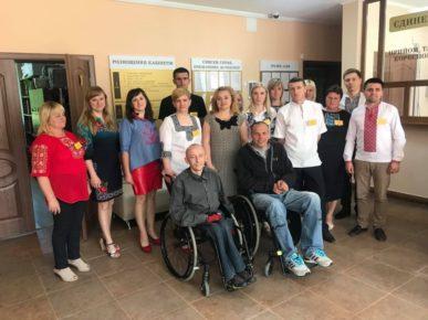 Тлумацький районний суд проінспектували щодо доступності для осіб з інвалідністю