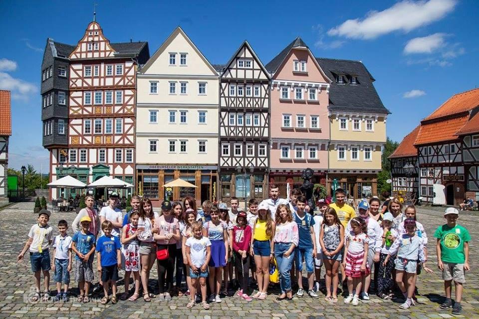 Діти прикарпатських атовців мають шанс поїхати на відпочинок до Німеччини