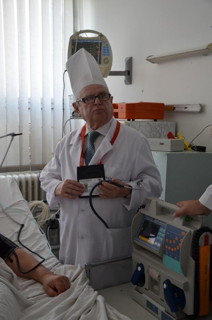 """Франківський кардіолог серед номінантів на отримання """"медичного Оскара"""""""