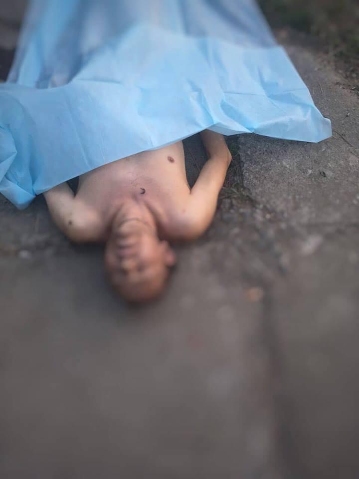 Сьогодні у Бистриці виявили тіло невідомого чоловіка - поліція просить про допомогу в упізнанні особи (фотофакт)