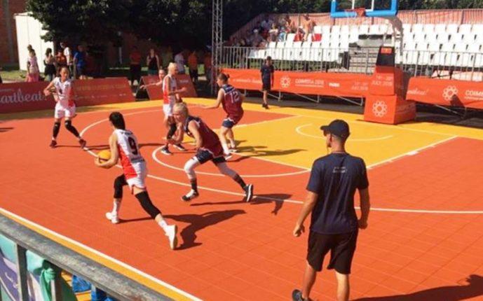 Команда баскетболістів франківського вишу виборола срібло у Португалії