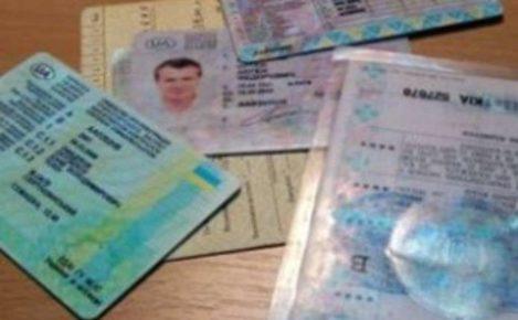 У Франківську виявили 8 водіїв, які керували з підробленими посвідченнями