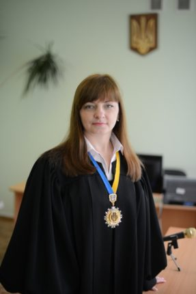 Калуський міськрайонний суд отримав нового голову (фотофакт)