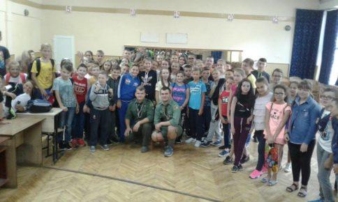 Дітей з Брошнів-Осадської ОТГ запрошують стати пластунами