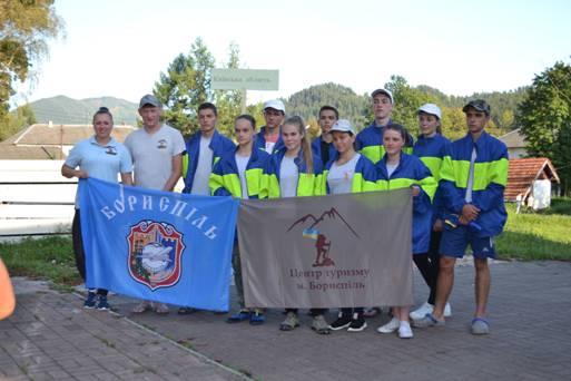 На Прикарпатті стартував Чемпіонат України з водного туризму (фотофакт)