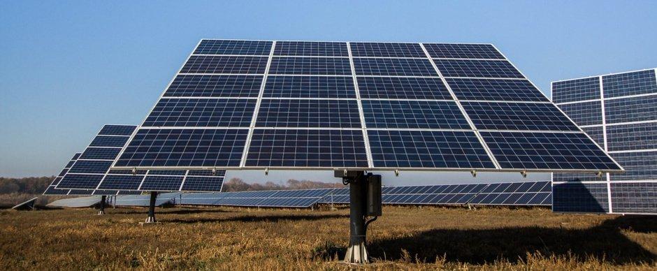 Під Івано-Франківськом побудують потужну сонячну електростанцію