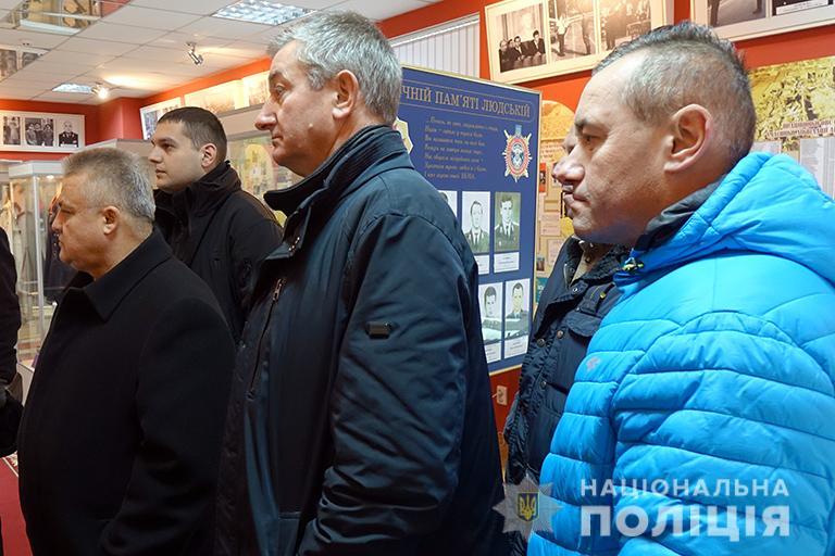 """Результат пошуку зображень за запитом """"Польська делегація відвідала музей прикарпатської поліції"""""""