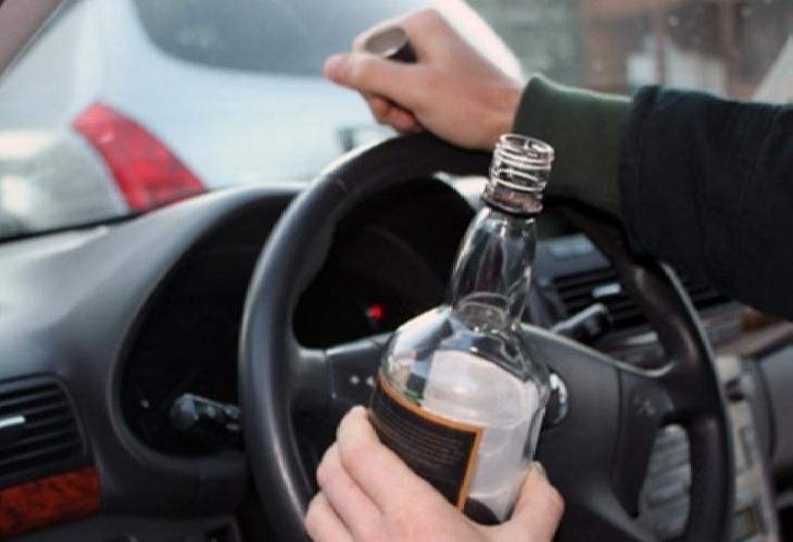 Веселий День народження: у Франківську п'яний водій умудрився двічі за день потрапити до патрульних