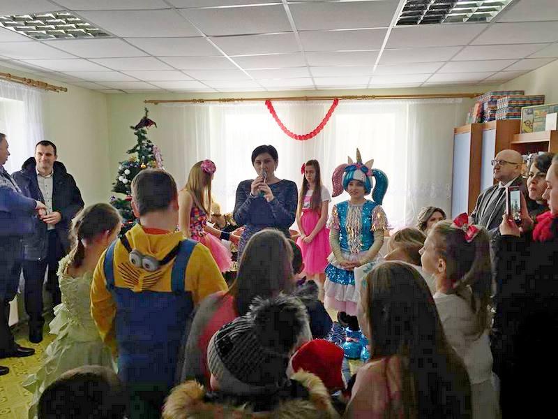 На Богородчанщині провели свято для дітей з обмеженими функціональними можливостями (фоторепортаж)