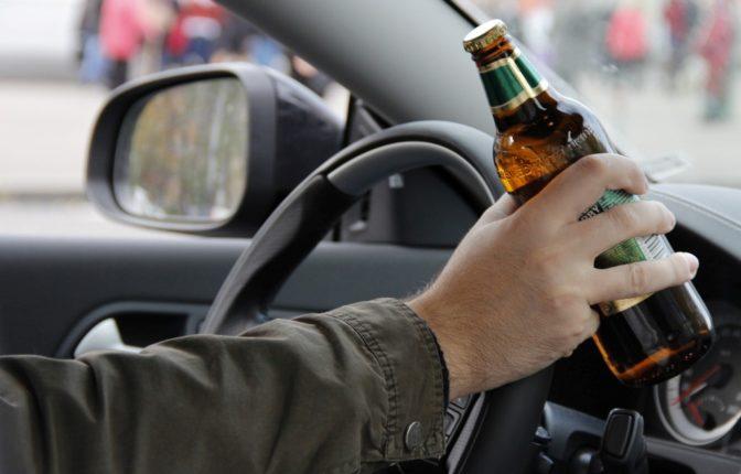 За добу на дорогах Прикарпаття поліцейські виявила 4 нетверезих водіїв