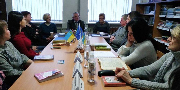 На Прикарпатті планують створити музей української мови