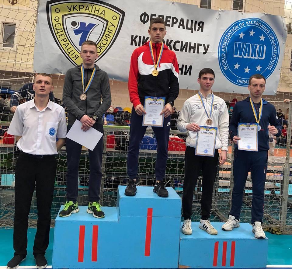 Франківські спортсмени вибороли путівки на чемпіонат світу з кікбоксингу