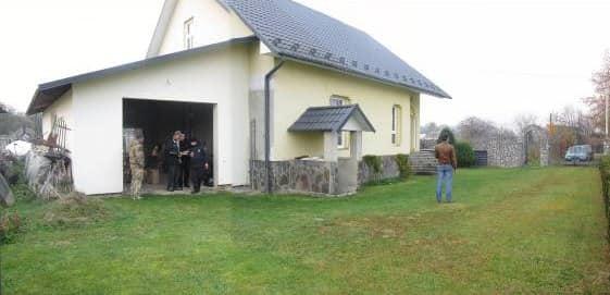 На Коломийщині розшукали групу викрадачів скутерів (фоторепортаж)