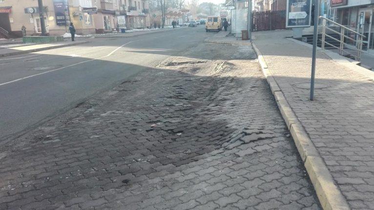 """""""Кишеню"""" біля зупинки на вулиці Мельника можуть ліквідувати"""