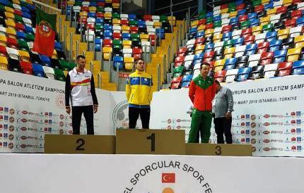 Прикарпатські паралімпійці вибороли високі нагороди на чемпіонаті Європи