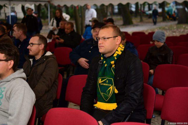 Наступного тижня прикарпатці можуть подивитися футбольний матч у Палаці Потоцьких