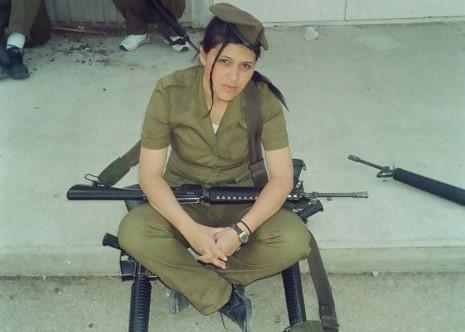 Як франківчанка відслужила в ізраїльській армії. ІСТОРІЯ (фоторепортаж)