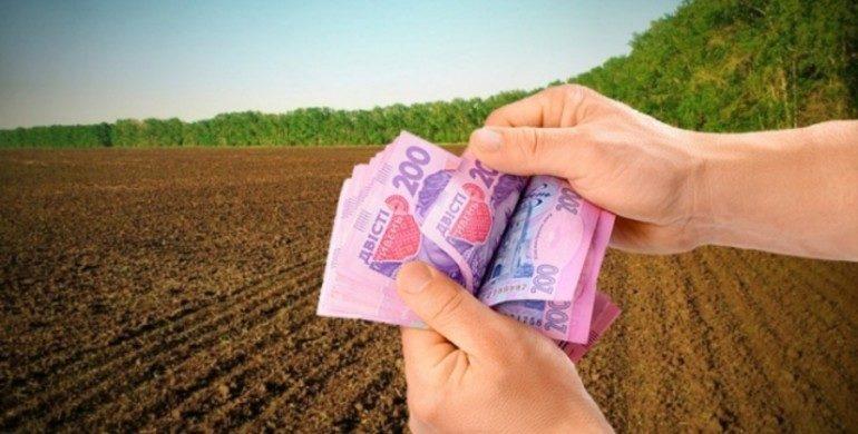 На Франківщині до місцевих бюджетів надійшло майже 246 мільйонів гривень плати за землю