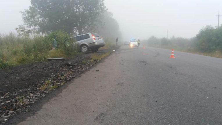 Поліцейські на Снятинщині.розшукали нетверезого водія, який втік з місця ДТП, фото-1