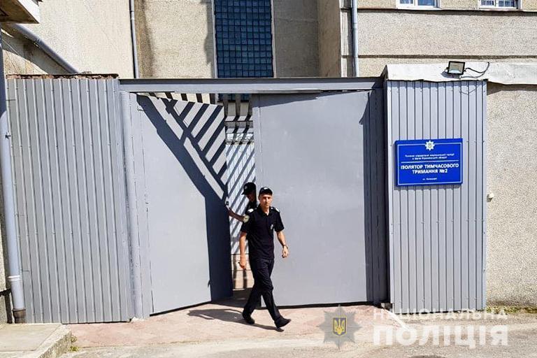 На Франківщині відкрили ізолятор, облаштований за європейськими стандартами (фоторепортаж)