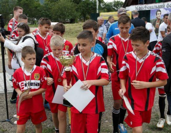 На Косівщині відбувся футбольний турнір в рамках Міжрегіонального фестивалю