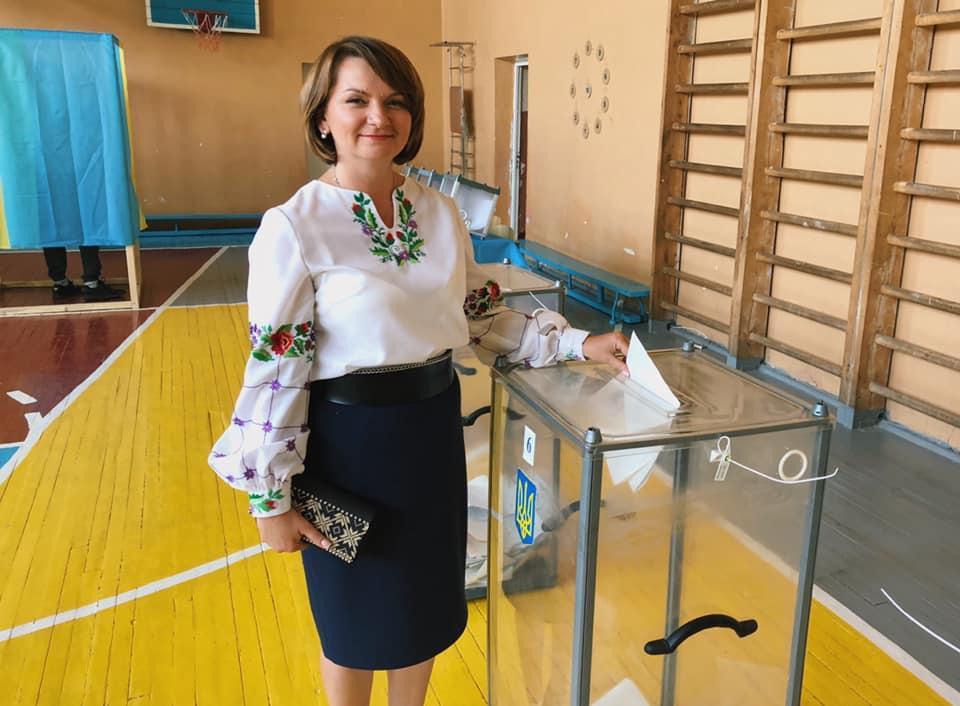 Руслан Марцінків проголосував на виборах до Верховної Ради (ФОТО), фото-3