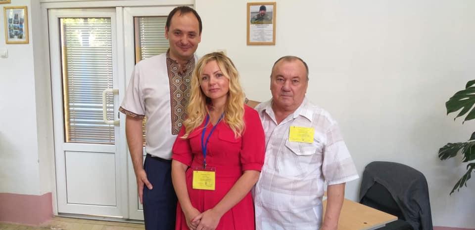 Руслан Марцінків проголосував на виборах до Верховної Ради (ФОТО), фото-2