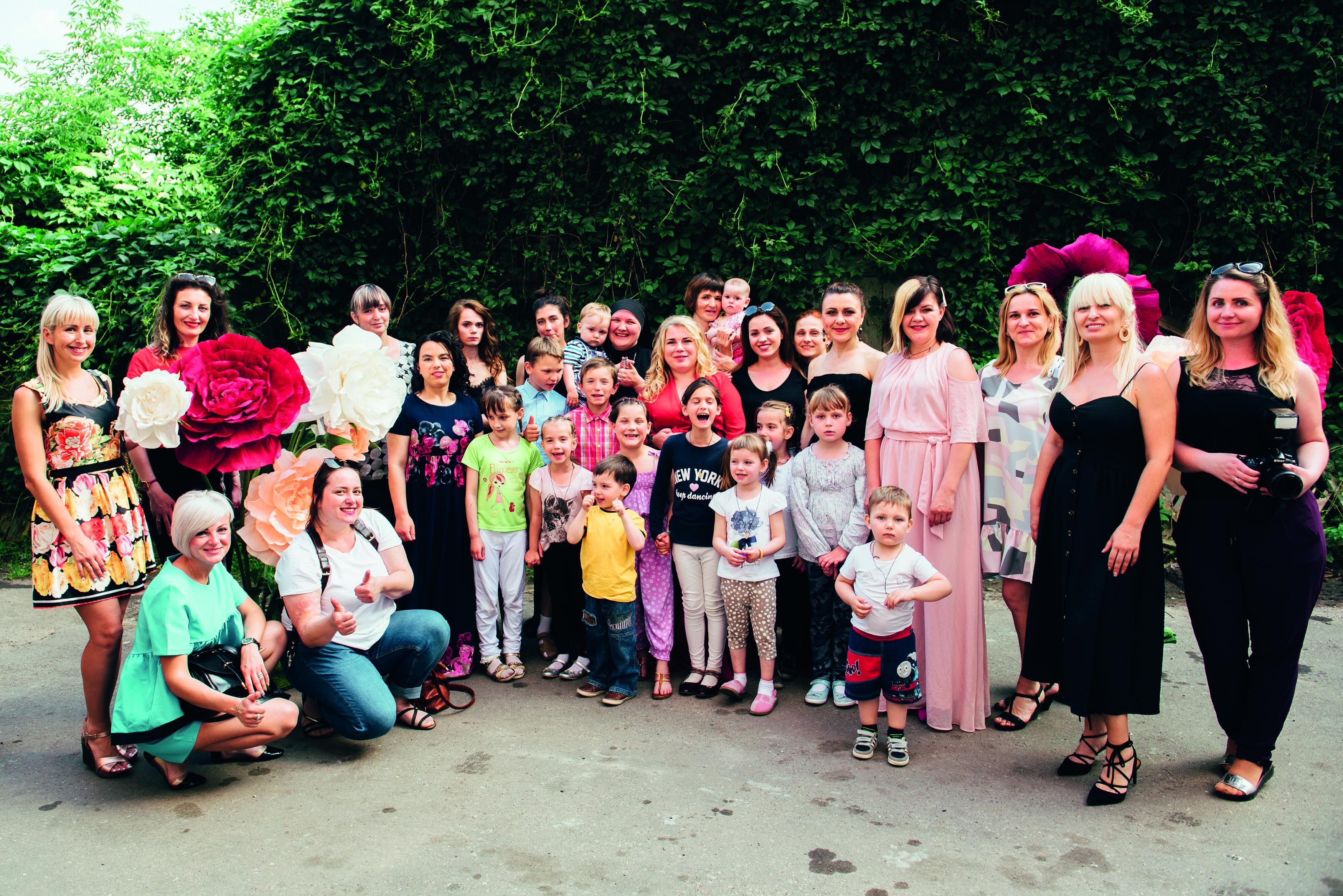 Як на Прикарпатті дбають про одиноких жінок та дітей