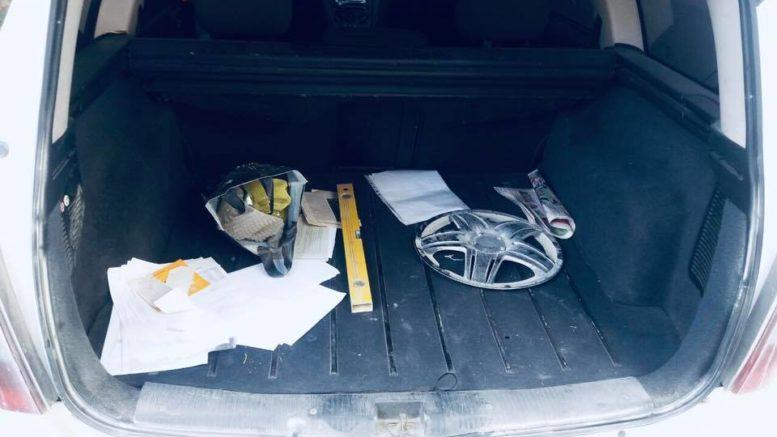 Прикарпатські поліцейські за «гарячими слідами» затримали автомобільного злодія (фотофакт)