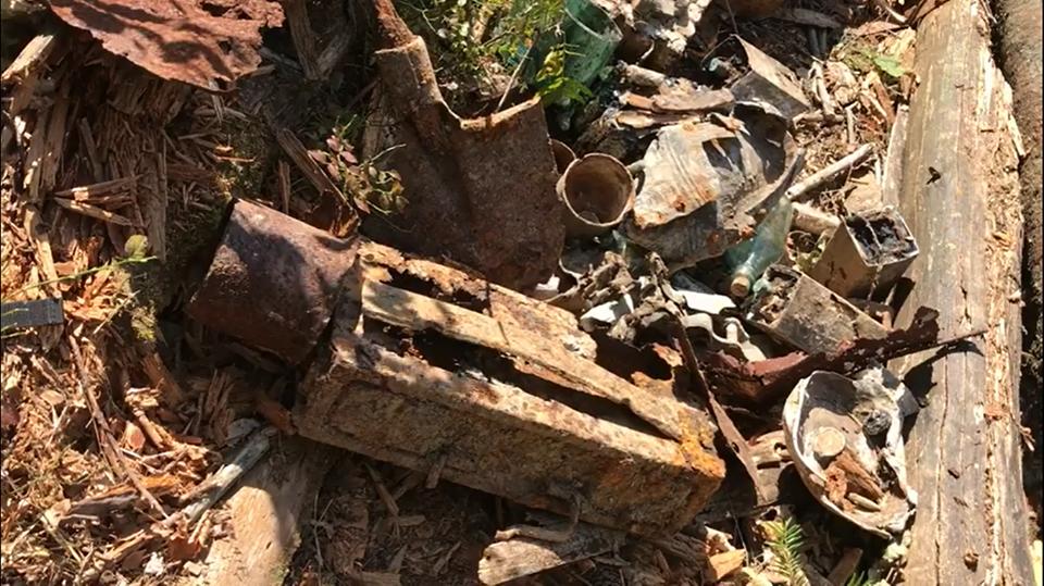 На Рожнятивщині знайшли криївку, де ймовірно жили очільники пропаганди ОУН