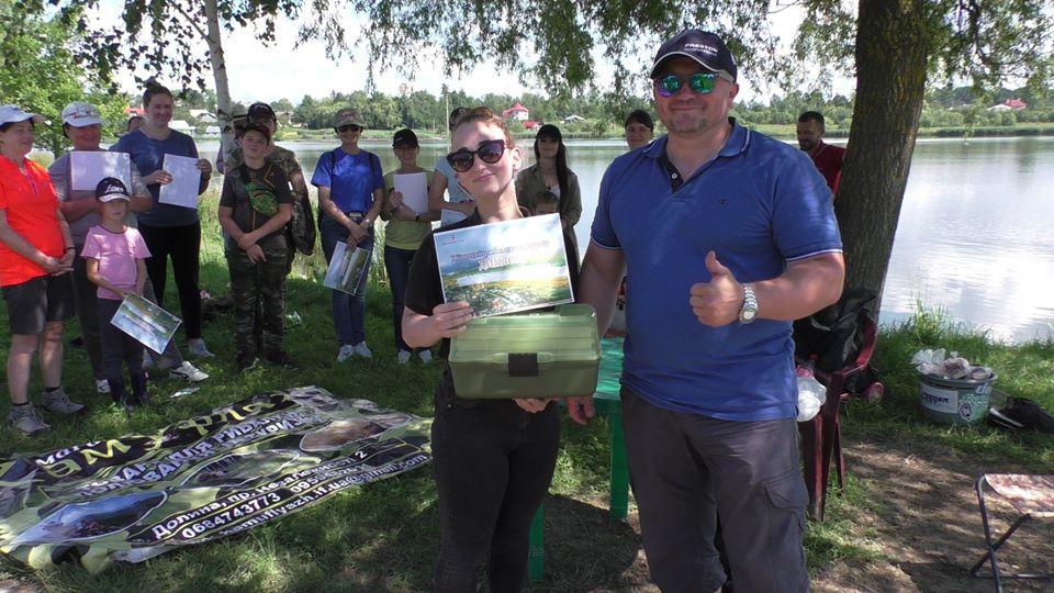 В Долині завершився жіночий риболовний турнір. ФОТО