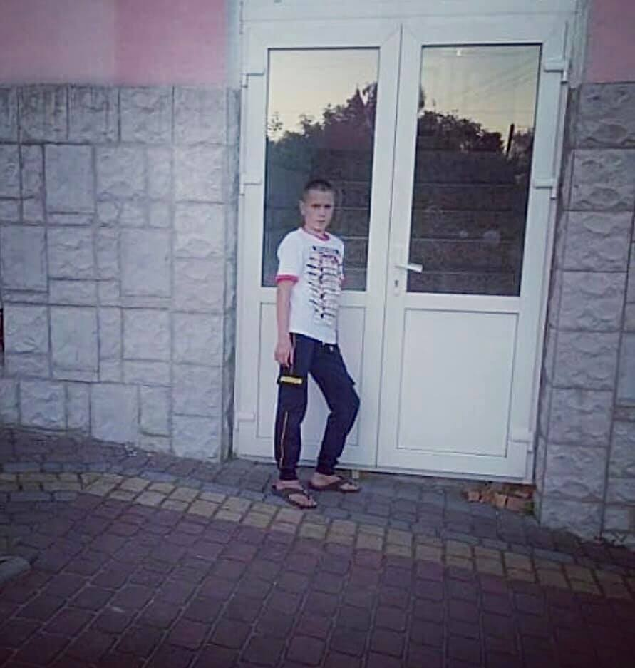 Поліцейські розшукують 14-річного мешканця Тисмениччини